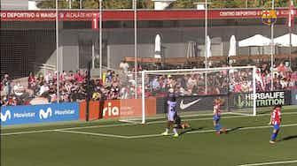 Vorschaubild für Atlético Madrid 0-3 Barça (women): Still going strong
