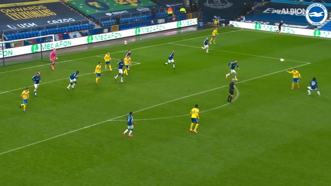 Preview image for Yves Bissouma's superb goal at Everton