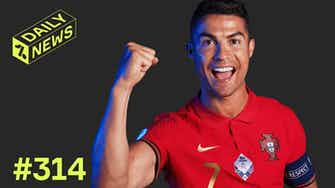 Preview image for Ronaldo breaks ANOTHER record! + Does Koeman DESERVE a new Barcelona contract?