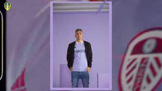 Imagem de visualização para Leeds United lança terceiro uniforme para temporada 2021/22