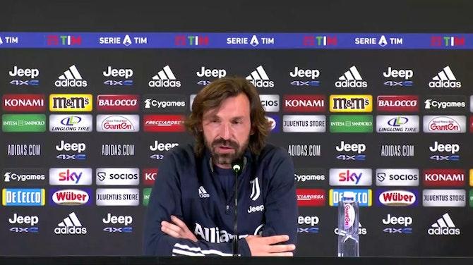 """Pirlo: """"L'allenatore deve adattarsi ai calciatori"""""""