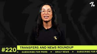 Preview image for YOUR club's latest transfers!