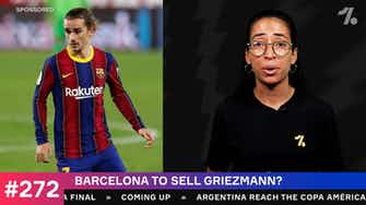 Preview image for Why Barça may have to SELL Griezmann to KEEP Messi...