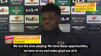 Preview image for  Arsenal belong in the Champions League - Partey