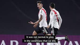 Preview image for Plan B or nothing: River Plate win with midfielder in goal for full match
