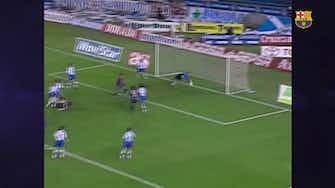 Image d'aperçu pour Le retourné de Carlos Puyol contre Tenerife