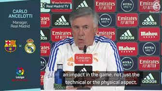 Preview image for Barca are still 'tough' without Messi - Ancelotti