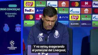 """Imagen de vista previa para Conceiçao: """"El Liverpool es por momentos el mejor del mundo"""""""
