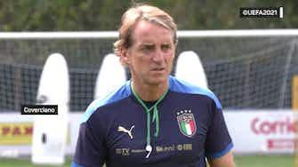 Anteprima immagine per Italia, ultimo allenamento a Coverciano