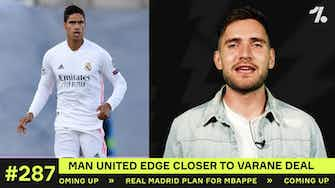 Preview image for UPDATE on Varane to Man United!