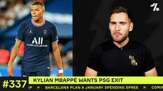 Preview image for UPDATE on Mbappé LEAVING PSG!