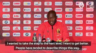 Preview image for Lukaku claims place among world's elite strikers