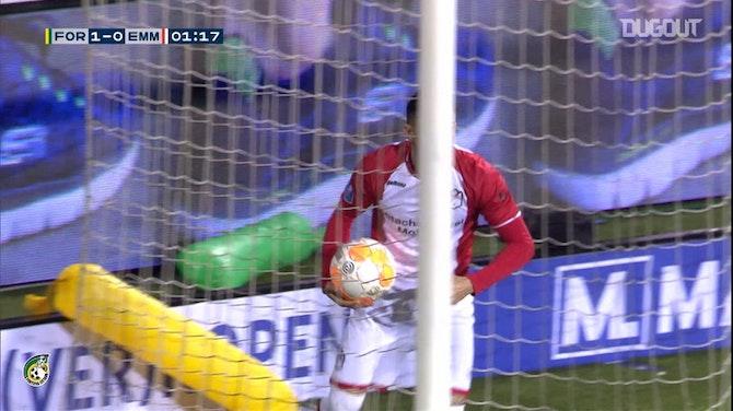 Lisandro Semedo inspires win over FC Emmen