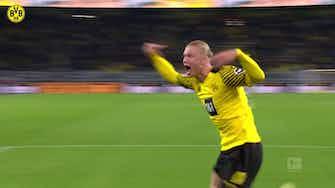 Image d'aperçu pour Le but vainqueur d'Erling Haaland contre Hoffenheim