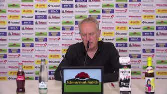 Vorschaubild für Streich: DFB-Nominierung ein Traum für Günter