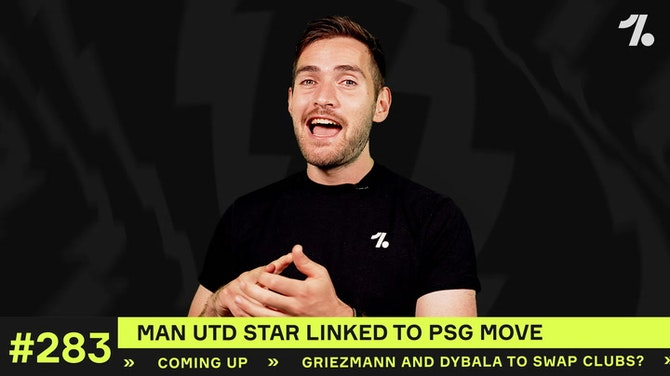Preview image for United star's agent in talks with PSG