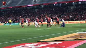 Imagem de visualização para Thiago Maia marca para o Flamengo na Arena da Baixada