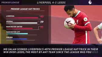 Preview image for 5 Things - Liverpool leading the way on hat-tricks