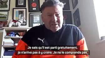 """Image d'aperçu pour PSG - Waddle : """"Donnarumma, c'est une superbe affaire"""""""