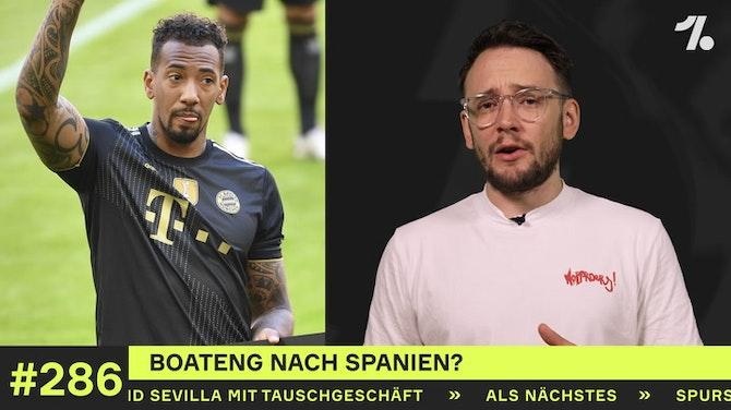 Vorschaubild für Boateng vor Wechsel nach Spanien?