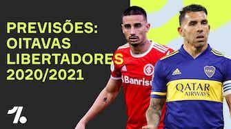 Imagem de visualização para Flamengo, Palmeiras e..... INTER? Quem passa e quem sai nas OITAVAS da LIBERTADORES 2020?