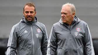 Vorschaubild für Bayern-Legende Gerland zum DFB? Erste Gespräche mit Flick