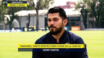 Imagen de vista previa para Henry Martín: 'Firmaría con el América por el resto de mi vida deportiva'