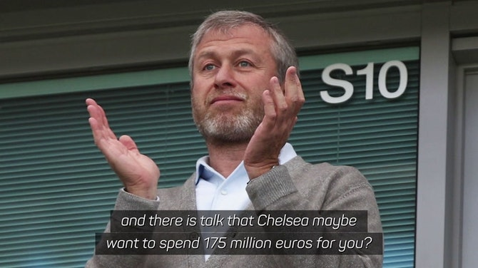 Preview image for 'That's a lot of money for one person' - Haaland on Chelsea rumours