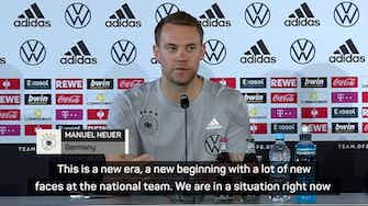 Preview image for  'It's a new era for Germany' - Neuer