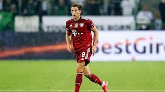 Vorschaubild für Laut Kicker: Goretzka verlängert bei Bayern bis 2026