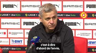 """Image d'aperçu pour Rennes - Génésio : """"On a fait le match qu'il fallait"""""""