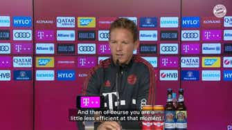 Preview image for Nagelsmann on Coman's heart surgery: 'It sounds much more dramatic than it is'