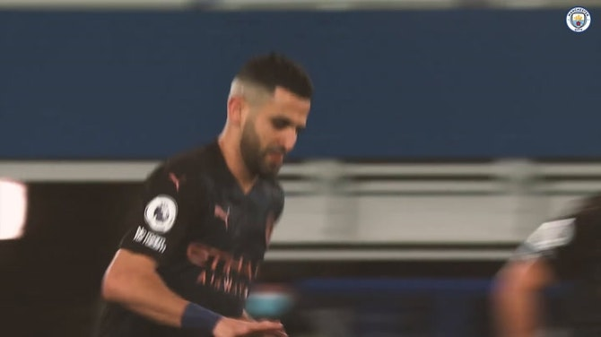 Goals, skills, assists: The best of Mahrez from 2020-21