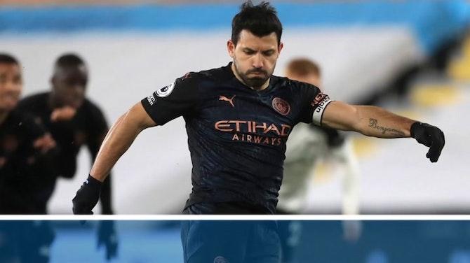 Imagen de vista previa para El 'Kun' Agüero ficha por el FC Barcelona