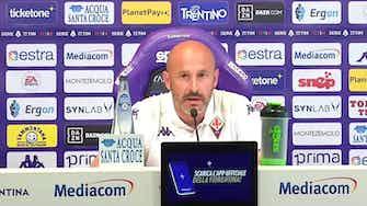 """Imagen de vista previa para Vincenzo Italiano: """"Vlahovic es jugador nuestro al cien por cien"""""""