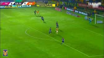 Imagen de vista previa para Los mejores goles de Tigres UANL ante Puebla