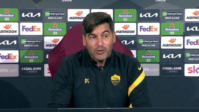 """Fonseca: """"Vincere 4-0? Difficile ma non impossibile"""""""
