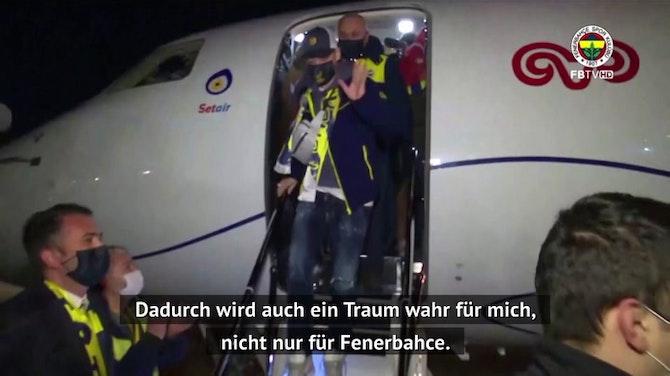 """Vorschaubild für Özil über Fener-Wechsel: """"Ein Traum wird wahr"""""""