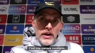 Image d'aperçu pour Chelsea - Tuchel : ''Plus important que Mendy soit performant que le Ballon d'or''