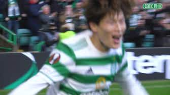 Preview image for Furuhashi scores in Celtic win over Ferencvaros