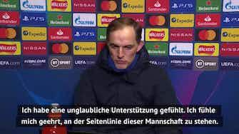 Vorschaubild für Tuchel über Finaleinzug: Opfer waren es wert
