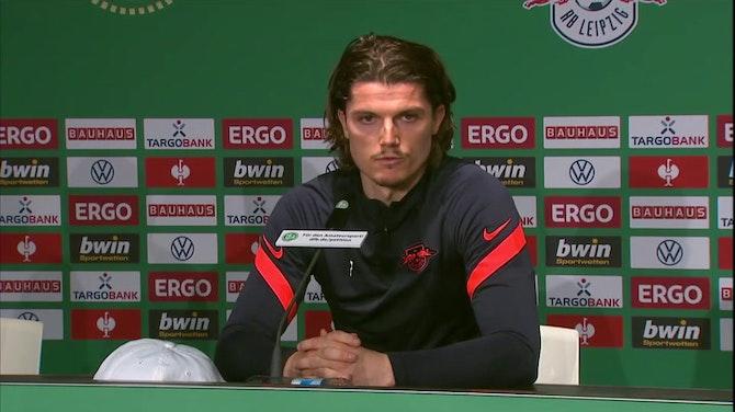 """Vorschaubild für Sabitzer: """"Pokal nicht nur für Julian holen"""""""