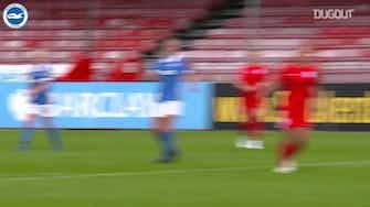 Imagem de visualização para Melhores gols do time feminino do Brighton em 2020