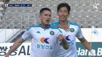 Preview image for Canhoto's incredible 30-yard strike against Chungnam Asan