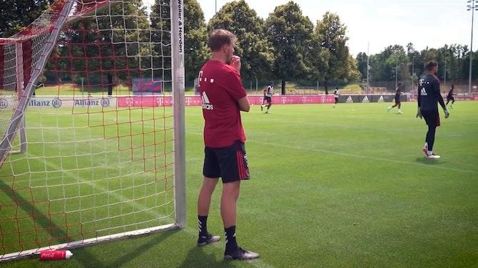 Vorschaubild für Julian Nagelsmann's first training week at FC Bayern