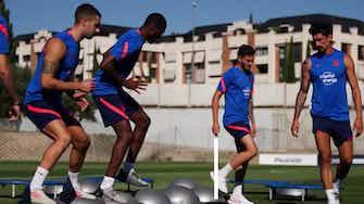 Vorschaubild für Atletico mit Trainingsauftakt vor Titelverteidigung