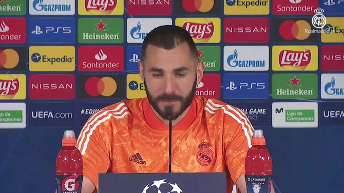 """Benzema, en titulares: """"Cristiano siempre se portó bien conmigo"""""""