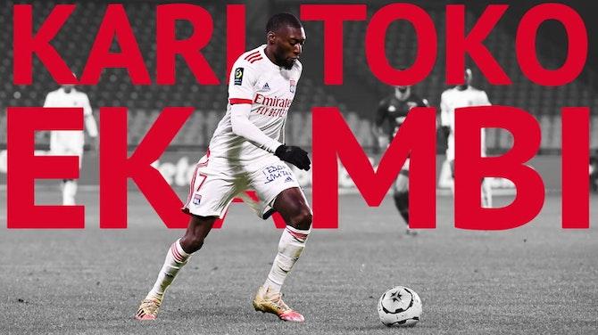 Preview image for Stats Performance of the Week - Karl Toko Ekambi