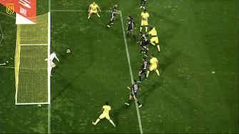 Vorschaubild für Pallois scores in 100th Nantes game