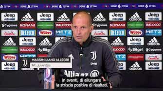 """Anteprima immagine per Allegri: """"Con l'Inter non è decisiva"""""""""""
